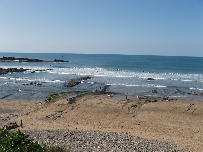 bude   middle beach   april 2012 for the web